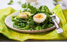 Сегодня в нашем меню: Диетический салат для похудения из спаржи и яйца Диетический салат с сыром пармезан и пармской ветчиной Салат из шпината с ростками и редисом Весна...