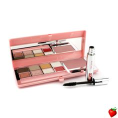 Pupa Haute Couture Palette A Porter - (Ballet Bon Ton) # 05 Bon Ton Shades 16.9g/0.6oz #Pupa #MakeUp #Valentine #FREEShipping #StrawberryNET #Giveaway #GiftSet
