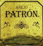 Patron Anejo Tequila (750ML) Patrón Añejo is a delicate blend of uniquely aged tequilas, all aged in small white oak barrels for a minimum of 12 months. Similar to winemaking, each vintage of Patrón Añejo is carefully blended to produce a smooth and sweet tasting tequila. It's distinct oakwood flavor complemented by vanilla, raisins, and honey with a caramel and smoky finish makes it perfect for sipping.