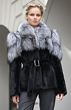 Fur and Fashion: Soft as Velvet: Sheared Mink