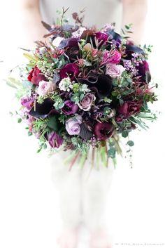 Я Flowers for the Bride, Groom and Attendants | Zita Elze Flowers