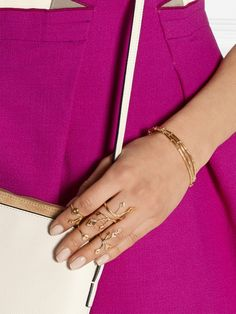 How to Find Your Ring Size in 3 Easy Steps via @WhoWhatWear