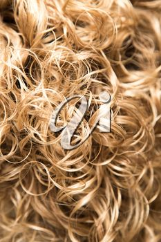 Wavy Hair, Royalty Free Images, Texture, Stock Photos, Brown, Surface Finish, Hair Weaves, Loose Curls, Wavey Hair