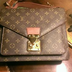 """Spotted while shopping on Poshmark: """"Lois vuitton purse""""! #poshmark #fashion #shopping #style #Louis Vuitton #Handbags"""