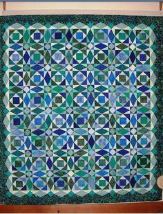 storm at sea quilt patterns | Storm at sea quilt pattern | Scrap Happy