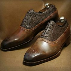 Oxford Shoes.