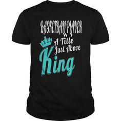 Basketball Above King