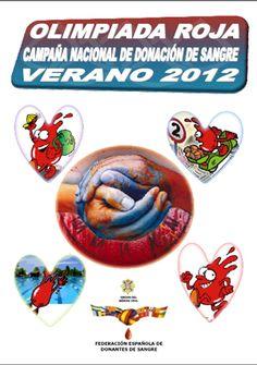 Cartel de la Olimpiada Roja 2012