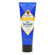 Jack Black Performance Remedy(TM) Oil-Free Sun Guard SPF 45 4 oz,$20.00