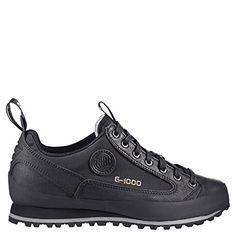 Hanwag Burang Approach Shoe - Men's Schwarz Black, US 8.0/UK 7.0