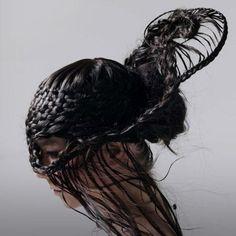 #Bjork #Oceania #Hairstyle