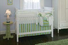 Jamie Crib Set|Fab Style Kids Rooms http://fabstylekidsrooms.com/Baby-Nurseries/Nursery-Collections/Neutral-Nursery-Bedding/Jamie-Crib-Set #baby