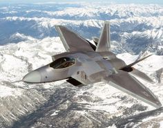 F/A-22 Raptor Fighter