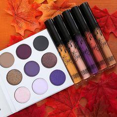 A Coleção de Outuno da Kylie Cosmetics - http://www.pausaparafeminices.com/maquiagem/colecao-de-outuno-da-kylie-cosmetics/