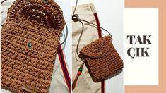 Teapot Cover, Diy Purse, Yarn Shop, Easy Crochet Patterns, Vintage Patterns, Diy Fashion, Straw Bag, Purses, Knitting