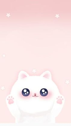 Pink cute girly cat melody iphone wallpaper 2018 wallpapers hd find this pin and more on fondos by sofa y mia voltagebd Choice Image