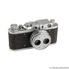 FED: FED Zorki Stereo rangefinder camera, same as IIIa. Stereo lens FED Swinging mask for Stereo Camera, Leica Camera, Camera Lens, Antique Cameras, Old Cameras, Vintage Cameras, Photo Lens, Classic Camera, Rangefinder Camera
