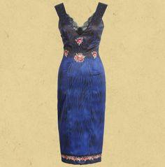 Michal Negrin Cocktail Dress