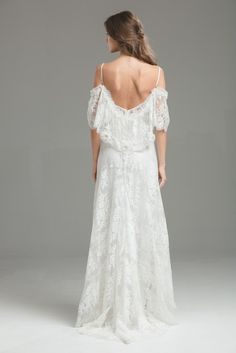 Valerie | KATYA KATYA SHEHURINA – Vintage inspired lace wedding dresses
