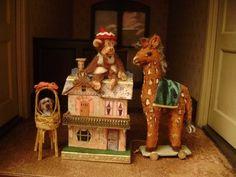 Increditble Miniatures by Veronique Lux