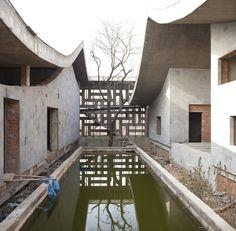 Imagen 62 de 66 de la galería de La obra de Wang Shu en Fotografías por Clemente Guillaume. CIPA NANJING_WANG SHU © Clement Guillaume