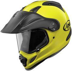 Arai XD4 Helmet Fluorescent Yellow LG