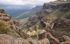 10 sani pass south africa - most scenic roads