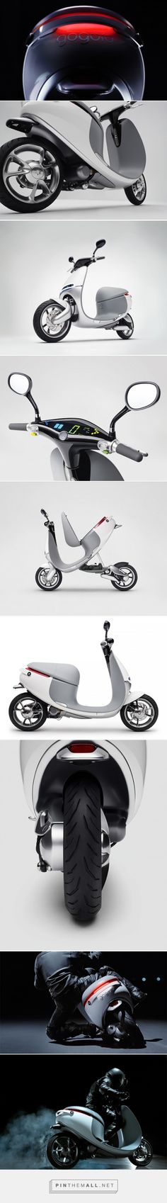 Gogoro Electric Smartscooter – Fubiz Media - created via http://pinthemall.net