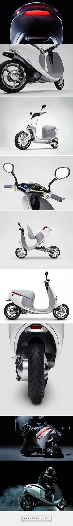 Gogoro Electric Smartscooter – Fubiz Media - created via http://pinthemall.net