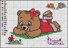 Boa tarde queridas amigas é com muito carinho que fiz esta versão da ursinho deitado no chão ,pois vi que alem de ser fácil e rápido para bo...
