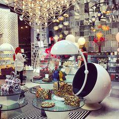 10 Corso Como.  Art, fashion, books, home goods store.  Founded by Carla Sozzani, former Vogue Italia editor-in-chief, Corso Como 10 is a Milan institution.  Visit to feel like a true Milanese fashionista.