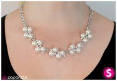 $5 Love Story Necklace is elegant and timeless. Get yours now at paparazziaccessories.com/35323