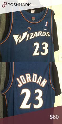 32d48da8bdbc Michael Jordan Jersey Washington Wizards Michael Jordan Jersey Nike Shirts  Tank Tops