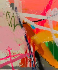 paintings by Alex Hense at MAXWELL COLETTE GALLERY