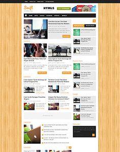 Theme Berita - http://jasapembuatanwebsitehostingmurah.blogspot.com/2015/10/theme-berita.html