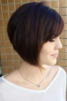 Short Hair with Long Bangs picture1