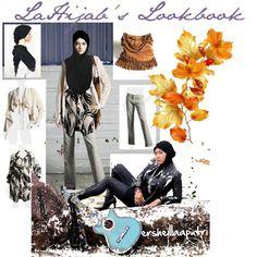 """""""LaHijab's lookbook"""" by ersheillaputri on Polyvore"""