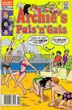 GCD :: Cover :: Archie's Pals 'n' Gals #219