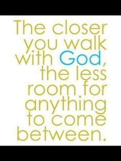 Seek God.