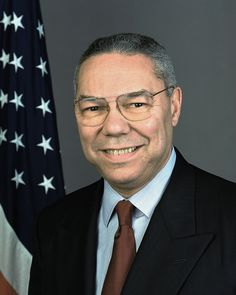 Colin Luther Powell [2] is an American statesman and a retired four-star general in the United States Army.[3] He was the 65th United States Secretary of State, serving under U.S. President George W. Bush from 2001 to 2005, the first African American to serve in that position.[4][5][6][7] During his military career, Powell also served as National Security Advisor , as Commander of the U.S. Army Forces Command and as Chairman of the Joint Chiefs of Staff , holding the latter position during…