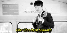 Youngjae got the moves <3 :) (Gif)