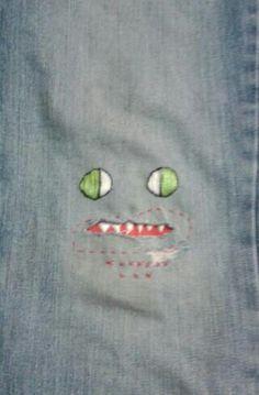 monstruito pantalon
