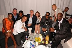 Lyor Cohen is known for having a hand in the development of such early rap pioneers as Run DMC, Public Enemy and LL Cool J.