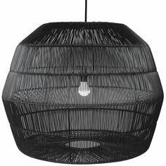 Mandali Pendant Light Black | INTERIORS ONLINE