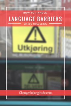 Useful apps and general tips to help with the language while traveling in a foreign country