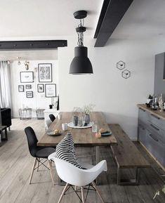 80 beste afbeeldingen van Huis-eetkamer in 2018 - Dining room ...