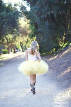 Any Color Adult Tutu, Bridesmaid Adult Tutu, Wedding Tutu, Yellow Tutu, Adult Tutu, Matching Mother Daughter, Country Wedding, Bachelorette by PiaMiaBoutique on Etsy https://www.etsy.com/listing/178599193/any-color-adult-tutu-bridesmaid-adult