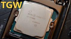 i7 7700K Delidded & Reviewed | Ryzen Numbers - TGW #80
