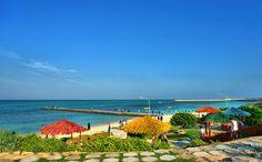 Marjan Park, Kish Island, Persian Gulf, Iran (Persia)