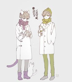 2 Neko Boy, Boy Cat, All Anime, Anime Guys, Anime Art, Character Inspiration, Character Art, Character Design, Dark Drawings